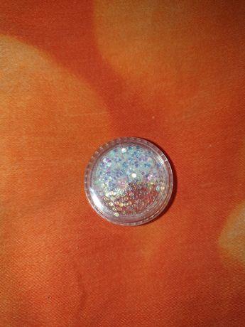 Mini konfetti brokatowe