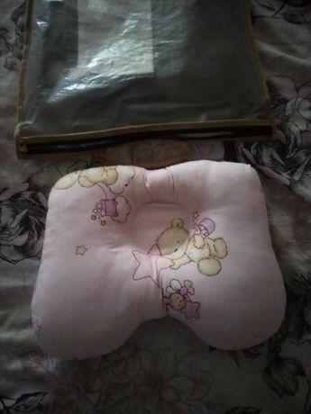 Продам плед и ортопедическую подушку