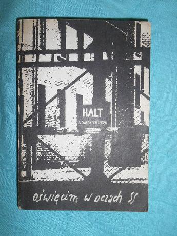 Oświęcim w oczach SS-R.Hoss, Broad, Kremer Wspomnienia Historia