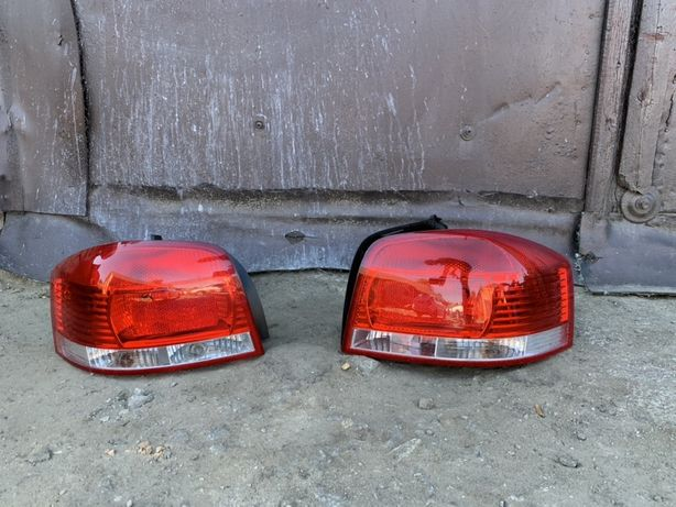 Задние стопы фары Ауди А3 Audi A3 2004-2008
