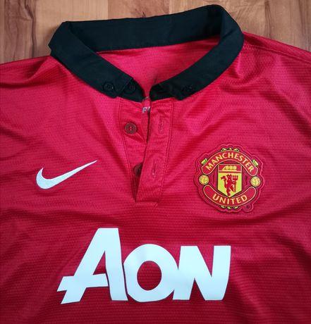 Koszulka Manchester United Nike 12-13 lat 147-158 wysyłka