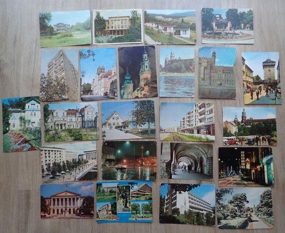 Pocztówki miasta