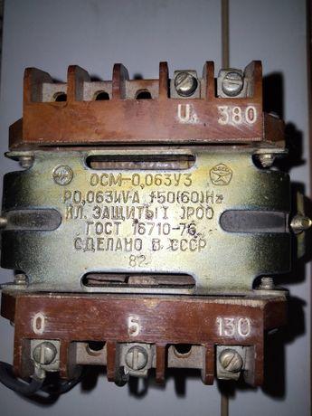 Трансформатор ОСМ-0,063УЗ