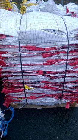Worki Big Bag do Kiszonki CCM na 1000kg 1200kg Wkład Foliowy