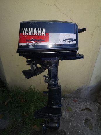 Silnik zaburtowy Yamaha 4,5 km na części