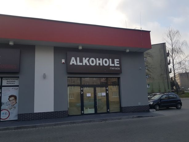 Lokal handlowy Zabrze Zaborze