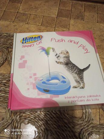 Zabawka dla kotka