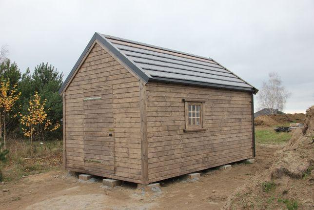 Domek drewniany 15 m2