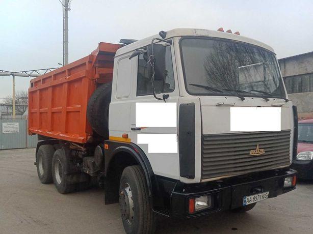 Самоскид МАЗ 551605