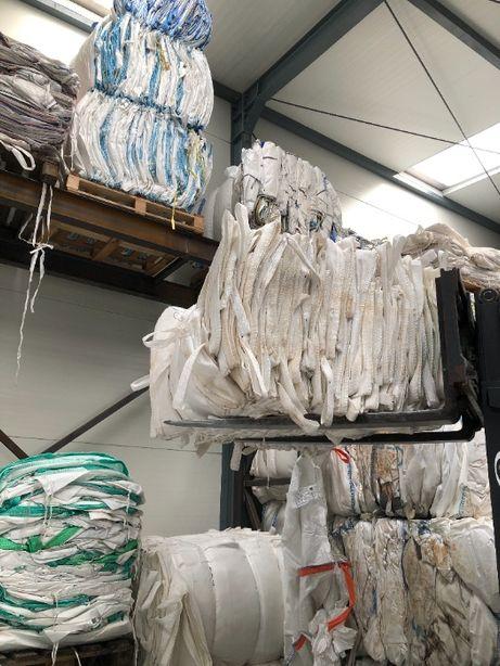 BIG BAG bagi worki bigbag na zboze owies kukurydze 1000 kg