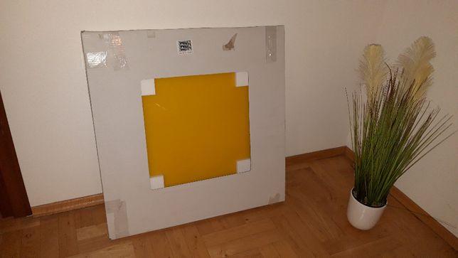 szkło lacobel żółty nowy