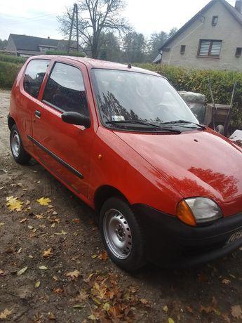 Fiat seicento 900 cm 53000 tys km
