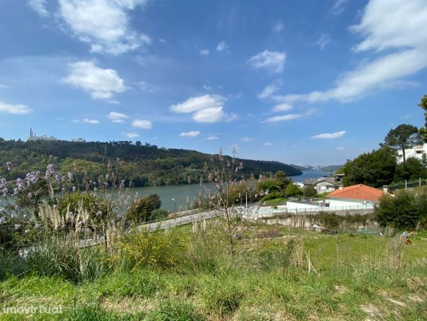 Terreno no Douro - primeira linha