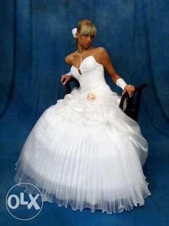 Suknia ślubna Princessca nowa