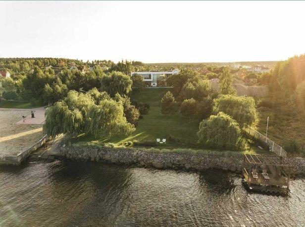 Дом в Лютеже на Киевском море.Хай-тек,минимализм.Архитектор Морской