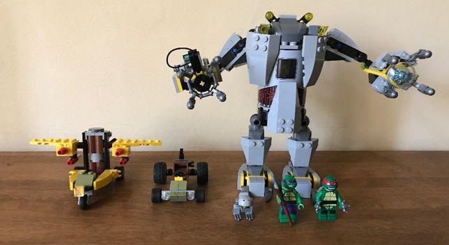 LEGO Teenage Mutant Ninja Turtles 79105 Оригинал