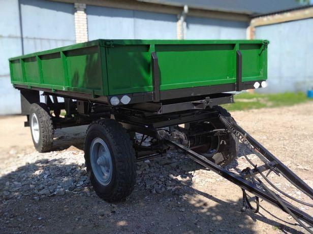 przyczepa rolnicza 6 ton