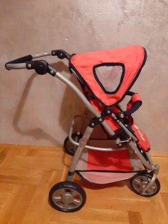 Wózek dla lalek Bayer Chic-JAK NOWY!!!