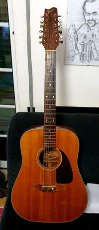 Guitarra acústica Fender F-310-12