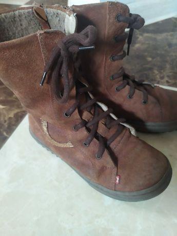 Buty skórzane firmy Emel rozmiar 28