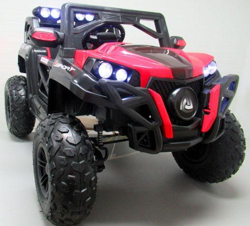 Jeep Terenowy 4x4 Buggy Auto AKUMULATOR Motor Elektryczny Quad Dzieci
