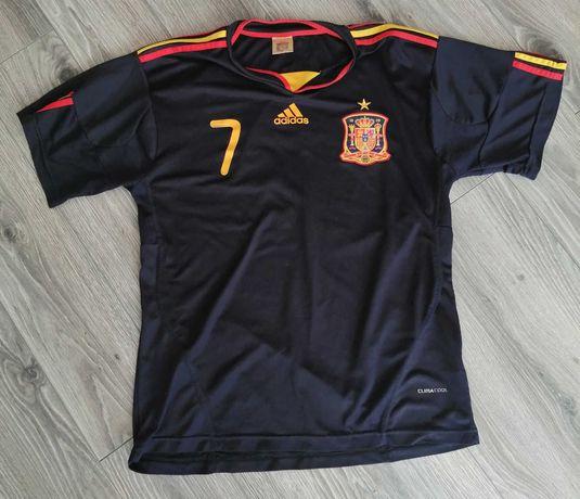 Koszulka David Willa, Hiszpania