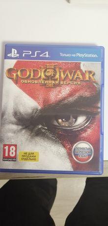 Игра God of War PS4 продажа, обмен