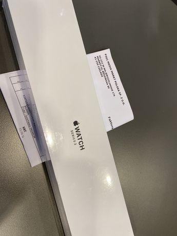 Nowy  zadoliowany czarny apple watch 3 42mm okazja !!