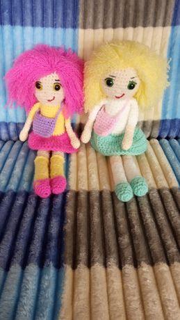 Куколки вязаные крючком  , станут   другом вашему малышу