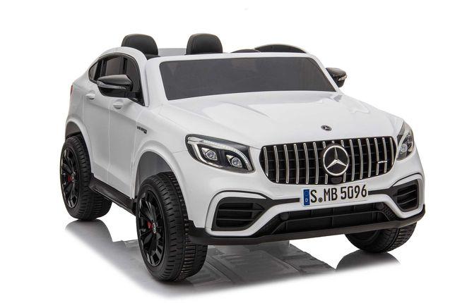 MERCEDES GLC AMG XL Napęd 4x4 Samochód Auto na akumulator DWUOSOBOWY