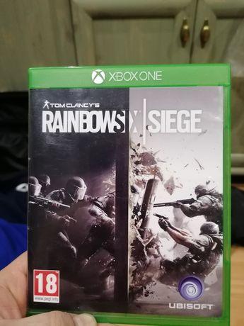 Gra Tom Clancy's Rainbow Six Siege Xbox One Polska wersja