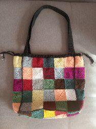 Handmade- niepowtarzalna torebka