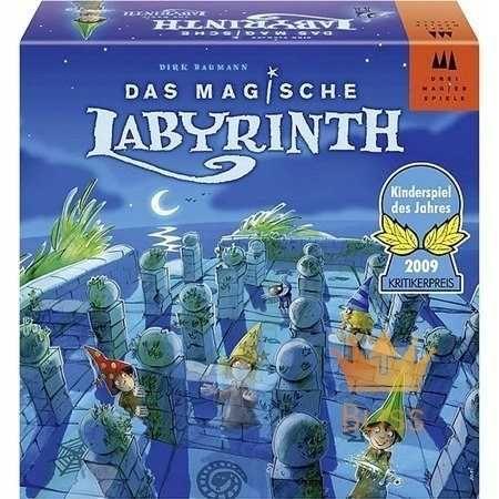 Das magische Labyrinth, gra planszowa