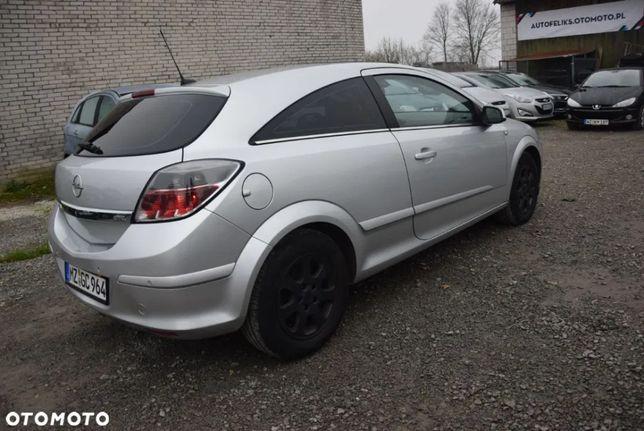 Opel Astra GTC 1.8B Automat Xenon Sprowadzony