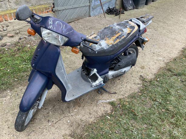 Honda Sh 50 Błotnik przod czasza silnik czesci