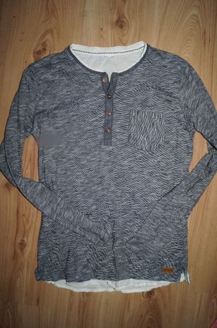 Lindex- sliczna bluzka koszulka-m - 164