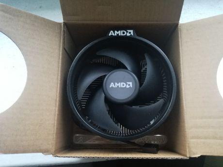 Chłodzenie procesora AMD Ryzen 5 3600