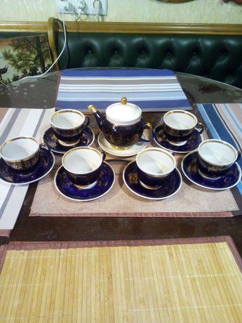 Чайний сервіз коблево на 6 персон