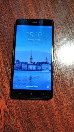 Xiaomi Redmi Note 4x  3\32  (Black)