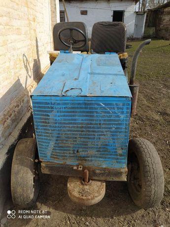 Міні трактор саморобний