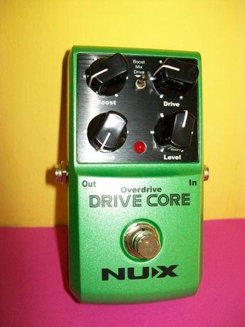 efekt gitarowy Overdrive DRIVE CORE NUX