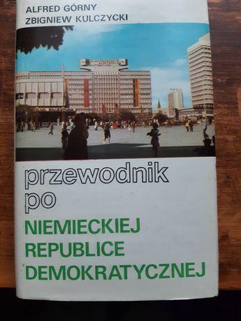 Przewodnik po Niemieckiej Republice Demokratycznej. 1978