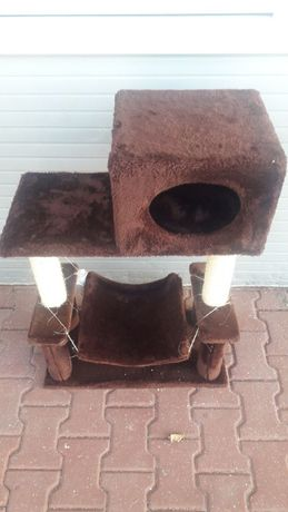 Drapak dla kota ostatni - 85cm wysokość