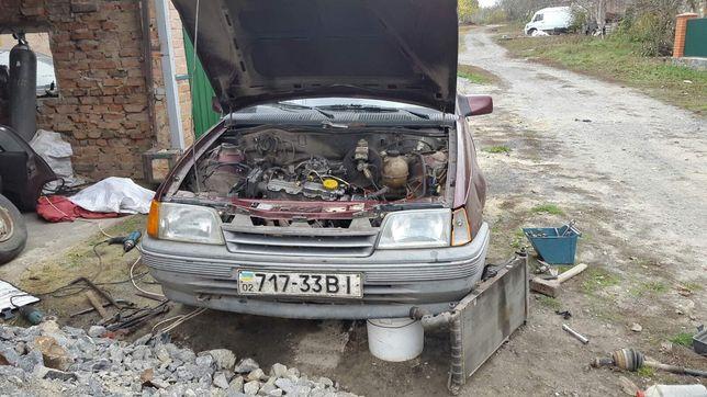 Запчасти Opel Cadet