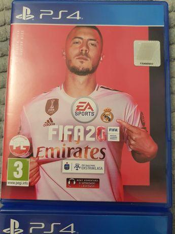 Gry PS4 FIFA 2020