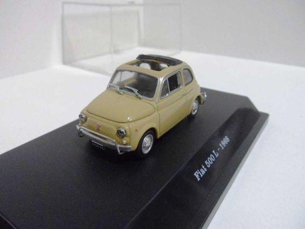 StarLine 1/43 Fiat 500L 1968