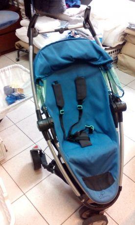 Wózek spacerowy Quinny Zapp spacerówka + gratisy