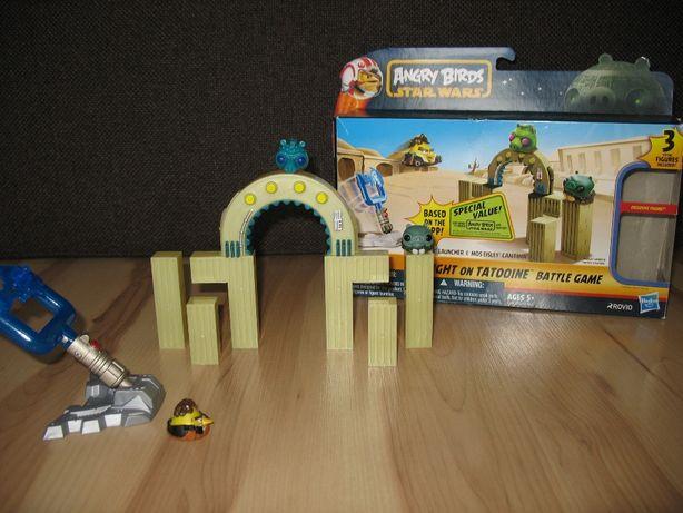 Angry Birds Star Wars- katapulta