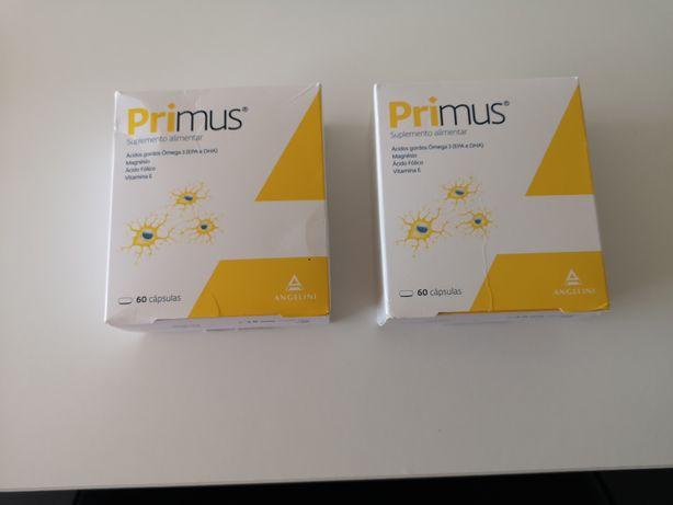 Suplemento alimentar Primus
