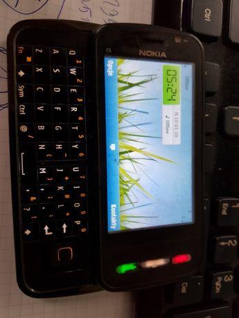 Nokia C6. WI-FI.